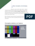 Guía para editar video conceptos y terminos