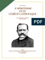 Léon Denis - Le Spiritualisme et le Clergé Catholique (Fr)