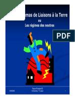 Les Regimes Des Neutres 2008 Jjb