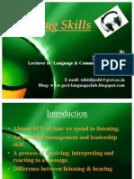 03 Listening Skills