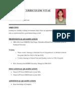 Curriculum Vita2