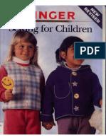 Singer - Sewing for Children