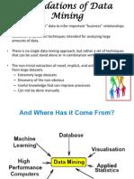 Data Mining techinques
