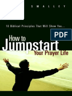 Dr. Mike Smalley How to Jump Start Your Prayer Life