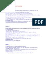 Five Minutes Management Course