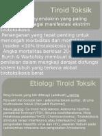Tiroid Toksik
