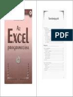 Kovalcsik Géza_Az Excel programozása