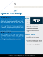 Seminars - 2013 - Fundamental of Injection Mold Design