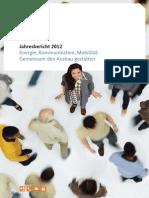 Bundesnetzagentur - Jahresbericht 2012