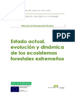 Estado Actual y Dinamica Forestal
