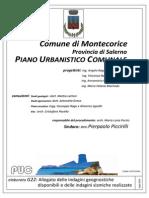Tavola G22 - Allegato Indagini Esistenti PUC Montecorice