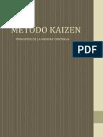 INTRODUCCIÓN A LA METODOLOGÍA KAIZEN