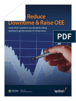 Whitepaper Reduce Downtime Raise OEE