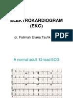 Elektrokardiogram (Ekg) Untuk Mahasiswa
