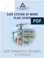 Safe System of Work Plan for Construction of  Buildings
