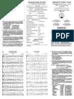 15 Sep Bulletin