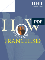 How to Choose a Franchise?