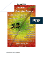Dossier Presse 2008
