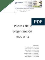 Pilares de La Organizacion