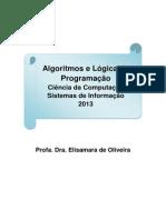 ApostilaC_AlgoritmoseLógicadeProgramação_ProfaElisamara_2013