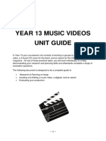 Music Video Task Booklet.docx