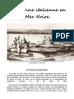 Decima Mas en Mer Noire