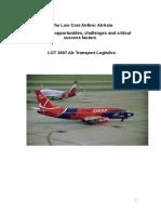 Air Asia Report