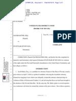 4 16 10 Hafter v SBN Complaint NVD 553 Hafter0420