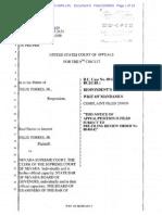 9 8 09 Nvd 280 Doc 6 Petition for Writ Torres v Sbn