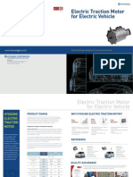 Traction Motor Catalog English April2012
