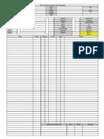 Rifts Character Sheet