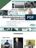SMR for Instructors