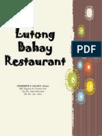 Charmine Pinoy Restaurant