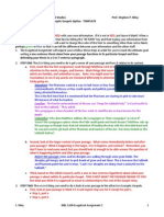 BIBL 1100-Exegetical Assignment 2-Spring 2012 TEMPLATE