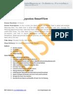 Smartview Course Content