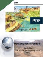 Bentuklahan Struktural3