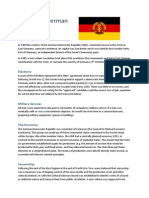 life in the german democratic republic