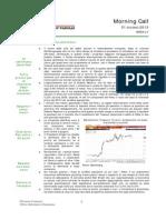 Finanza MCall Weekly 21062013