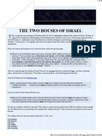 The Two Houses of Israel