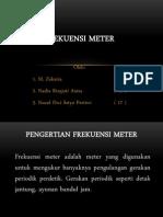 Frekuensi Meter