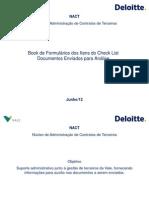 Book de Check List - Revisado 08 06 12 (1)