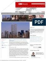 Zakaria_ Reflections on 9_11 and its aftermath – Global Public Square - CNN.