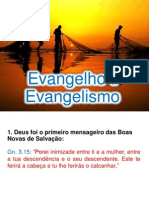 Evangelho &           Evangelismo