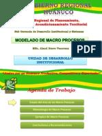 Modelado de Macro Procesos SGDIS-GRPPAT