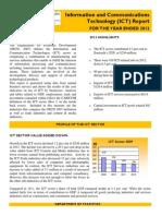 Bermuda ICT Analysis 2012