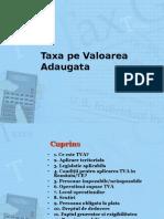 Taxa Pe Valoarea Adaugata