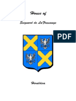 House de la Fressange Heraldry