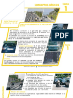 MANUAL CONDUCTOR DGT tema 1 conceptos basicos 1ª parte