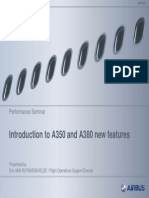 Introduction to A350 and A380 New Features