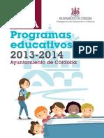 Educ 2013 ProgramasEducativos